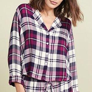 Rails Long Sleeve Pants Pajama Set